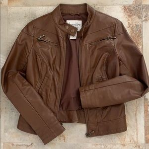 American Rag Faux Leather Jacket